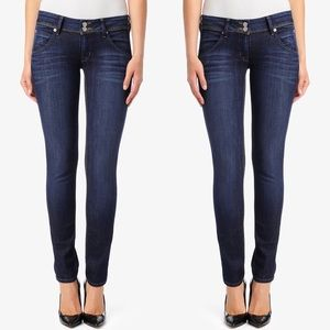 Hudson Jeans Collin Mid-Rise Supermodel Skinnies